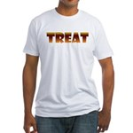 Glowing Treat Fitted T-Shirt