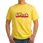 Retro I'm the Treat Yellow T-Shirt