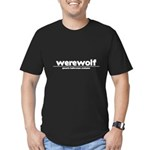 Generic werewolf Costume Men's Fitted T-Shirt (dark)