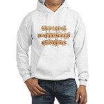 Official Halloween Costume Hooded Sweatshirt
