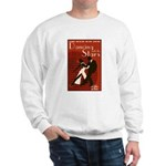 Retro Inspired DWTS Poster Sweatshirt