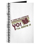 Yo! I'll Solve It Journal