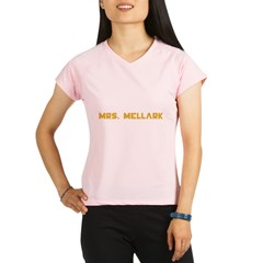 Mrs Mellark Hunger Games Peeta Mellark T-Shirts Performance Dry T-Shirt