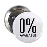 """0% Available 2.25"""" Button (100 pack)"""