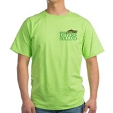 Zeeland Divers Holland Green T-Shirt