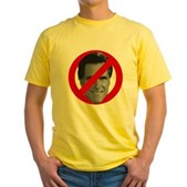 No Mitt Yellow T-Shirt