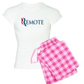 Anti-Romney Remote Women's Light Pajamas