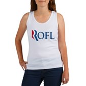 Anti-Romney ROFL Women's Tank Top