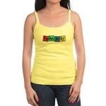 Teacher made of Elements whimsy Jr. Spaghetti Tank