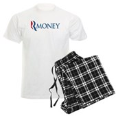 Anti-Romney RMONEY Men's Light Pajamas