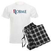 Anti-Romney Robme Men's Light Pajamas