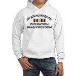 My Son-in-law Served - OIF Ri Hooded Sweatshirt