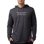 The Amazins (Script) Long Sleeve T-Shirt