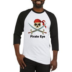 pirate eye t-shirt