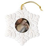 generic porn star costume Hexagon Ornament