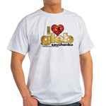 I Heart Gleb Savchenko Light T-Shirt