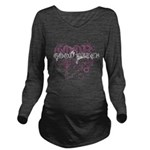 Good Witch Long Sleeve Maternity T-Shirt