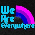 We Are Everywhere Bi Pride