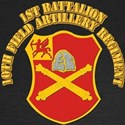 DUI - 1st Bn, 10th Field Artillery Regiment With T