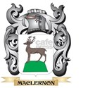 Maclernon Coat of Arms - Family Crest T-Shirt