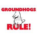 Groundhogs Rule! T-Shirt