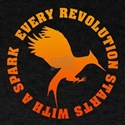 Every Revolution Starts With A Spark T-Shirt