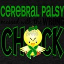 - Cerebral Palsy Messed With Wrong Ch Dark T-Shirt