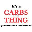 It's a Carbs thing, you wouldn't u T-Shirt