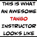 awesome tango instructor T-Shirt