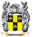 Simonassi Coat of Arms - Family Crest T-Shirt