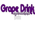 Grape Drink White T-Shirt