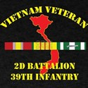 2d Battalion 39th Infantry T-Shirt