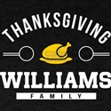 Williams Family Thanksgiving T-Shirt