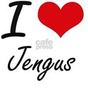I love Jengus T-Shirt