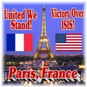 United We Stand! Victory Over ISIS! P T-Shirt