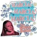 The Brady Bunch: Marcia! White T-Shirt