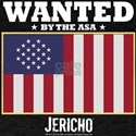 Jericho: Wanted By The A.S.A. T-Shirt
