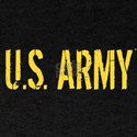 U.S. Army: Black & Gold T-Shirt