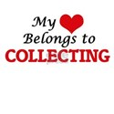 My heart belongs to Collecting T-Shirt