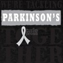 Parkinsons Disease slogan T-Shirt