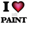 I Love Paint T-Shirt