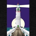 Lighthouse at Night T-Shirt