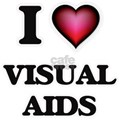 I love Visual Aids T-Shirt