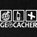 Geocacher Geocaching T-Shirt