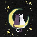 Moon Cats T-Shirt