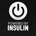 Powered by Insulin T-Shirt