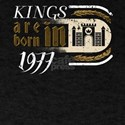 Gothic Birthday Kings Castle Born 1977 T-Shirt