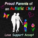 Proud Autism Parents T-Shirt