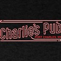 General Hospital Charlie's Pub Neon T-Shirt