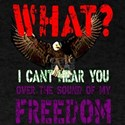 USA SOUND OF MY FREEDOM T-Shirt